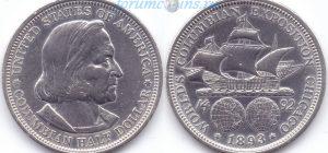 Columbian Half Dollar 1893